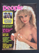 PEOPLE MAGAZINE October 4 1979 Australian mens mag Picture Truth CArolyn Evans