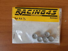 1/43 RACING43 r.a. 72-  Accessories Original for Kits - Alloy Wheels Rallye -