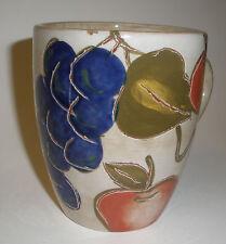 Florida Marketplace Apples Grapes Peach Pear Fruit Coffee Cup Mug