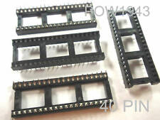 ( 8 PC. ) IC SOCKETS, 40 PIN DIP, NEW
