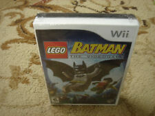 LEGO Batman: The Videogame  (Wii, 2008) W/DVD