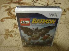 LEGO Batman: The Videogame  (Wii, 2008) W/DVD