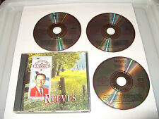 Jim Reeves Readers Digest Country Classics  3 cd 1992 -65 tracks Ex Condition