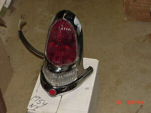 1954 Chrysler Crown Imperial C66 Tail LAMP NOS MoPar RH Chryco