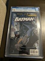 Batman #608 CGC Graded 9.6 Jim Lee Cover