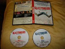 Glastonbury (DVD, 2007, 2-Disc Set)