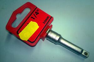 "Teng Tools Extension Bar 1/4"" Drive 2"" long M140020-C"