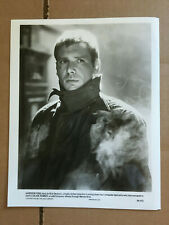 Harrison Ford 1982 Blade Runner, original, vintage press headshot photo