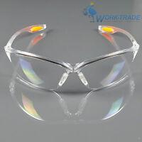 Schutzbrille Sicherheitsbrille Augenschutz Gelpolster Top Qualität LAW EN166 NEU