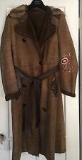 Winter shirling coat
