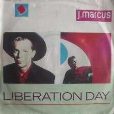 "J. Marcus* - Liberation Day (7"", Single) Vinyl Schallplatte 26033"