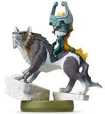 Nintendo amiibo Wolf Link Twilight Princess 3DS Wii U Game Accessories NEW Japan