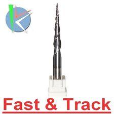 Fresa Ball Nose R 0.5  6mm Shank 2 Flutes Solid Carbide Taper  End Mill Cutter