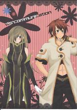 Tales of the Abyss Doujinshi Dojinshi Comic Citrus Air Luke x Tear Dis*communica