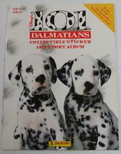 1996 Panini Walt Disney's 101 Dalmatians Sticker and Story Album