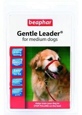 Gentle Leader adjustable head collar to help prevent your dog pulling medium