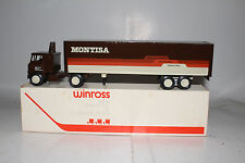 1970's Winross Die Cast Metal Semi Truck, Montisa File Cabinets, Nice