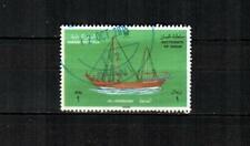 OMAN Scott's 391 Traditional Boat F/VF Used ( 1996 )