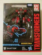 Transformers Studio Series 40 Deluxe Bumblebee Shatter Movie Action Figure