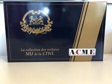 Spur H0 ACME 55201 Schlafwagenset MU 'CIWL', 3-tlg, Epoche IV, Neu Garantie