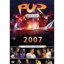 """PUR """"PUR & FRIENDS LIVE AUF SCHALKE"""" DVD NEU"""