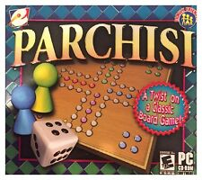 Parchisi Pc 2006 Factory Sealed Pc Board Game Win10 8 7 XP Free US Shipping