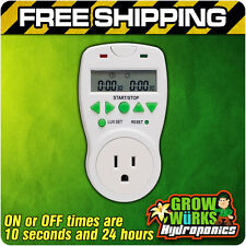 Innovative Grower Digital Short Cycle Timer CT-1