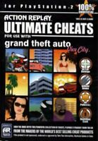 Ultimate Cheat Disc For Grand Theft Auto: Vice City (PS2 Game) *GOOD CONDITION*