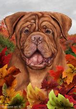 Fall Garden Flag - Dogue de Bordeaux 139001