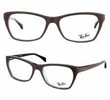 Ray Ban Damen Herren Brillenfassung RX5298 5389 53mm grau matt Vollrand 64 96