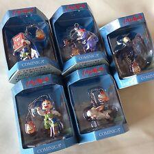 last sale Howl's Moving Castle - figure 5 boxes Set - Genuine Studio Ghibli