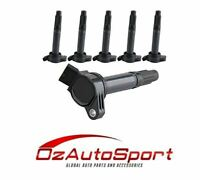 6 x Ignition Coils for Toyota Aurion 2006-2014 V6 3.5L 2GR-FE Sedan 90919-02255