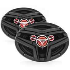 "Bomber 6""x9"" 4 Way BBMax Com Moldura - 200 Watts RMS Car Speakers"