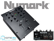 Numark M101USB 2 Channel All Purpose Mixer with USB Black **FREE P&P**