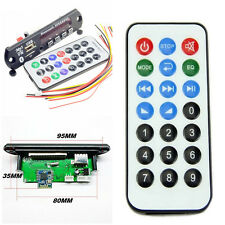 Auto Car Handsfree Bluetooth Audio Modules MP3 Player decoder With Board Modules