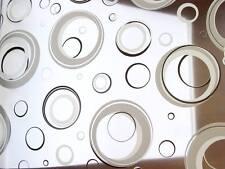 Transparent Tischdecke Meterware Wachstuch abwaschbar 248-1