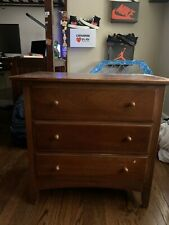 Impressions by Thomasville Wooden Nightstand/Chest/Cabinet-Used: Some Cup stains