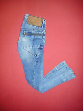 G-Star Raw 3301  Ladies Blue Denim Jeans  Waist 24 Leg 32