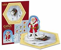 Catan Scenarios: Santa Claus Mini Expansion Studios Settlers CN3125 Christmas