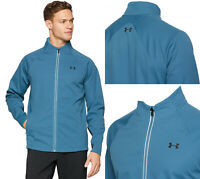 Under Armour UA Cold Gear Infrared Storm Elements Soft Shell Golf Jacket -RRP£80