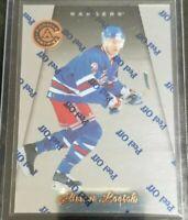 1997-98 Brian Leetch Pinnacle Certified #36 New York Rangers