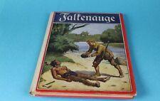 Falkenauge - Eine Erzählung aus dem wilden Westen von J.F. Cooper ~ 1925  /S1