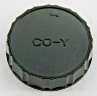 Unbranded - CO-Y For Contax / Yashica - Rear Lens Cap Protector - USED G38H