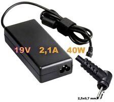 Alimentatore dedicato per  ASUS 19V/2.1A - DC Connecter size: 0,7/2,5