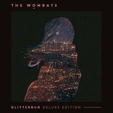 THE WOMBATS - GLITTERBUG (DELUXE)  CD NEU