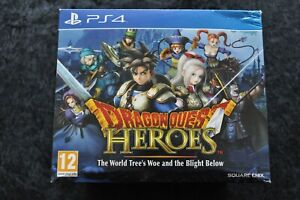 Dragon Quest Heroes Slime Collectors Edition Playstation 4 PS4