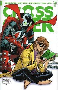 CROSSOVER #3 COVER B MCFARLANE SECRET *CROSSOVER #3 VARIANT* (IMAGE 2021) COMIC