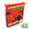 4 X Yamaha Carburetor Rebuild Carb Repair Kit VMX V-Max 1200 VM12 (1985-2007)