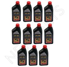 For Toyota Lexus Automatic Transmission Oil Fluid ATFWS Set Of 11 Quart Genuine