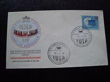 ALLEMAGNE (berlin) - enveloppe 1er jour 18/6/1959 (B8) germany